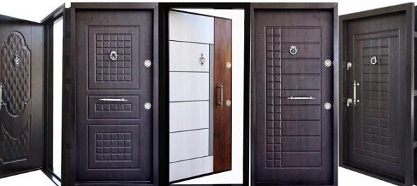 تفاوت رویه های متنوع درب ضد سرقت