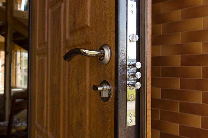 نگهداری درب ضد سرقت