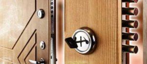 قفل درب ضد سرقت ترک