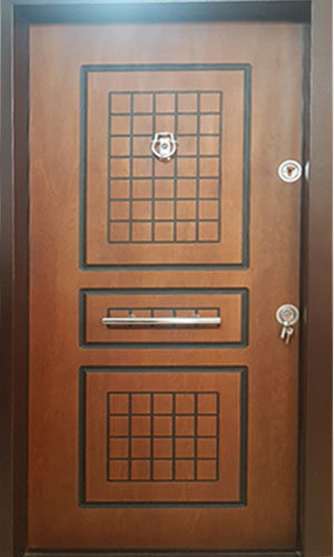 درب چوبی برای خانه