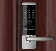 قفل رمز دار درب ضد سرقت