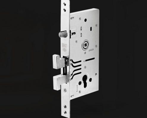 قفل چنگکی پایین