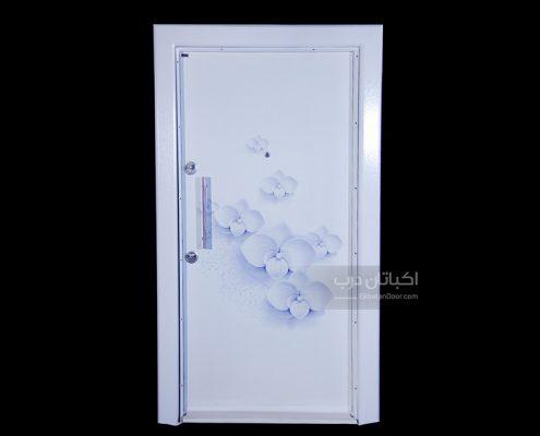 درب ضد سرقت ترک سری اولترالام- مدل 5001 سفید